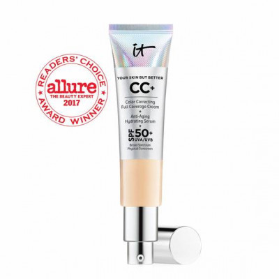 IT Cosmetics Your Skin But Better™ CC+™ Cream with SPF 50+ (Light)