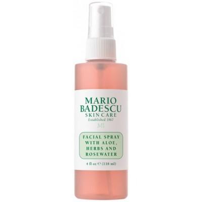 Facial Spray W/ Aloe,Herbs & Rosewater