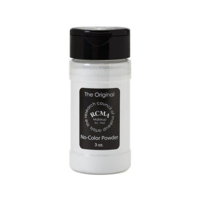 RCMA The Original No Color Powder 3oZ