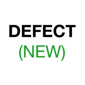 Defect Items (New)